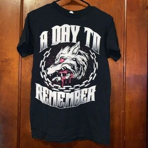 A Day To Remember (ADTR) Band Tee Hot Topic